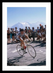 Stephen Roche 1987 Tour de France Photo Memorabilia