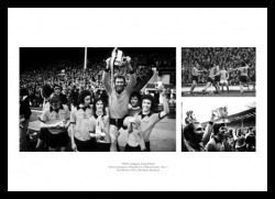 Wolverhampton Wanderers 1974 League Cup Final Photo Memorabilia